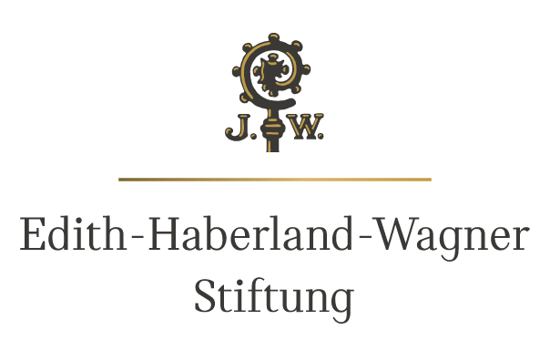 Logo Edith Haberland Wagner Stiftung