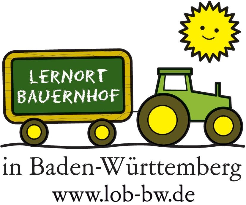 Logo Lernort Bauernhof BW